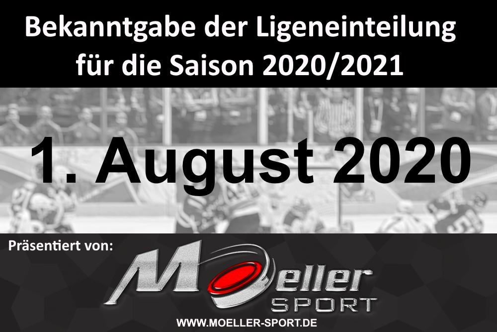 Ligeneinteilung 2020/2021